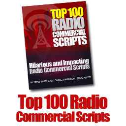 Radio Commercial Scripts Top 100 Scripts