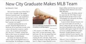 Article on Pat Kivlehan