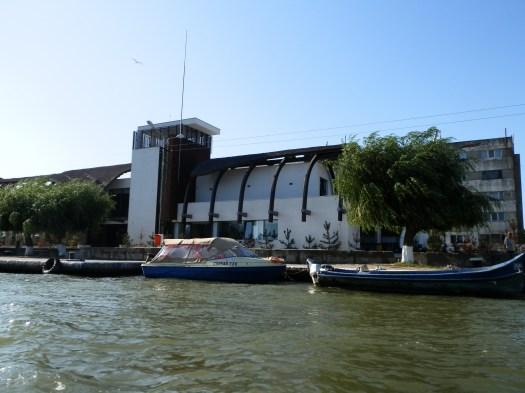 Centrul de vizitare Sulina