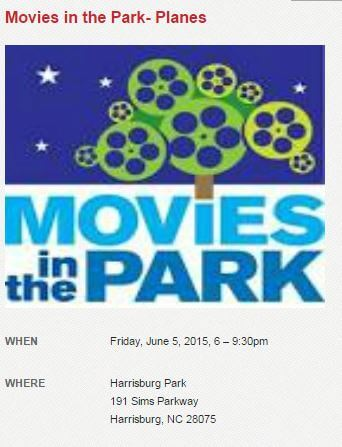 harrisburg movies in the park june 5