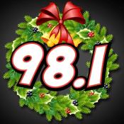 La Mega 98.1 98 WNUE Orlando Daytona Beach Entravision Feliz Navidad