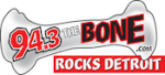 94.3 The Bone Detroit W232CA WGPR-HD3 Martz Radio Power Bubba The Love Sponge