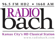 Radio Bach 1660 KUDL KXTR Kansas City 91.5 KANU Classical KMBZ Business Dave Shanin Bloomberg Wall Street Journal