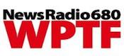 Newsradio 680 Talkradio 850 WPTF News Talk Radio FMTalk 101.1 WZTK 850 WKIX Curtis