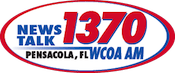 News Talk 1370 WCOA Pensacola Classic Soul Magic 106.1 WRRX Guld Breeze Cumulus Rush Limbaugh Sean Hannity Glenn Beck