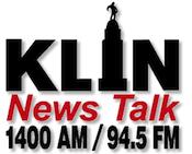 1400 KLIN 94.5 K233AN Jack John Drive Time Lincoln Rush Limbaugh NRG Media
