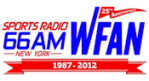 WFAN New York 25 25th Anniversary