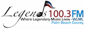 Legends 100.3 WLML West Palm Beach Where Legendary Music Lives Dick Robinson