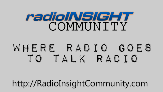 Radio Insight Community Boards Discussions