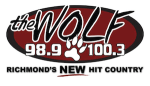 98.9 Liberty WWLB Richmond 93.1 The Wolf WLFV Richmond Hank HankFM Big Oldies 107.3 BBT Alpha Media