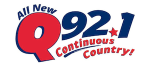 Q92.1 WMKQ Racine Milwaukee Country Light Rock 92.1 WEZY