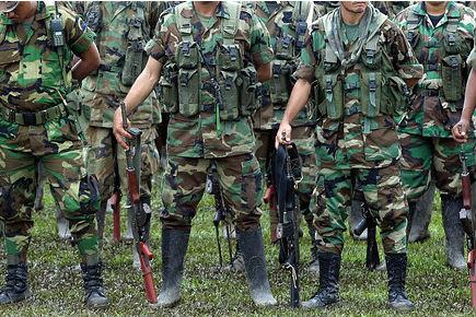 Paramilitarismo