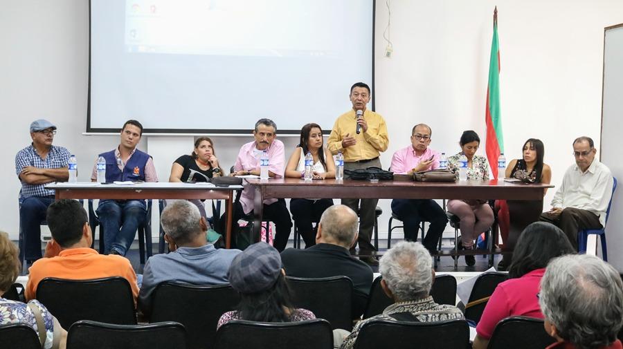 FARC Partido Político Cali