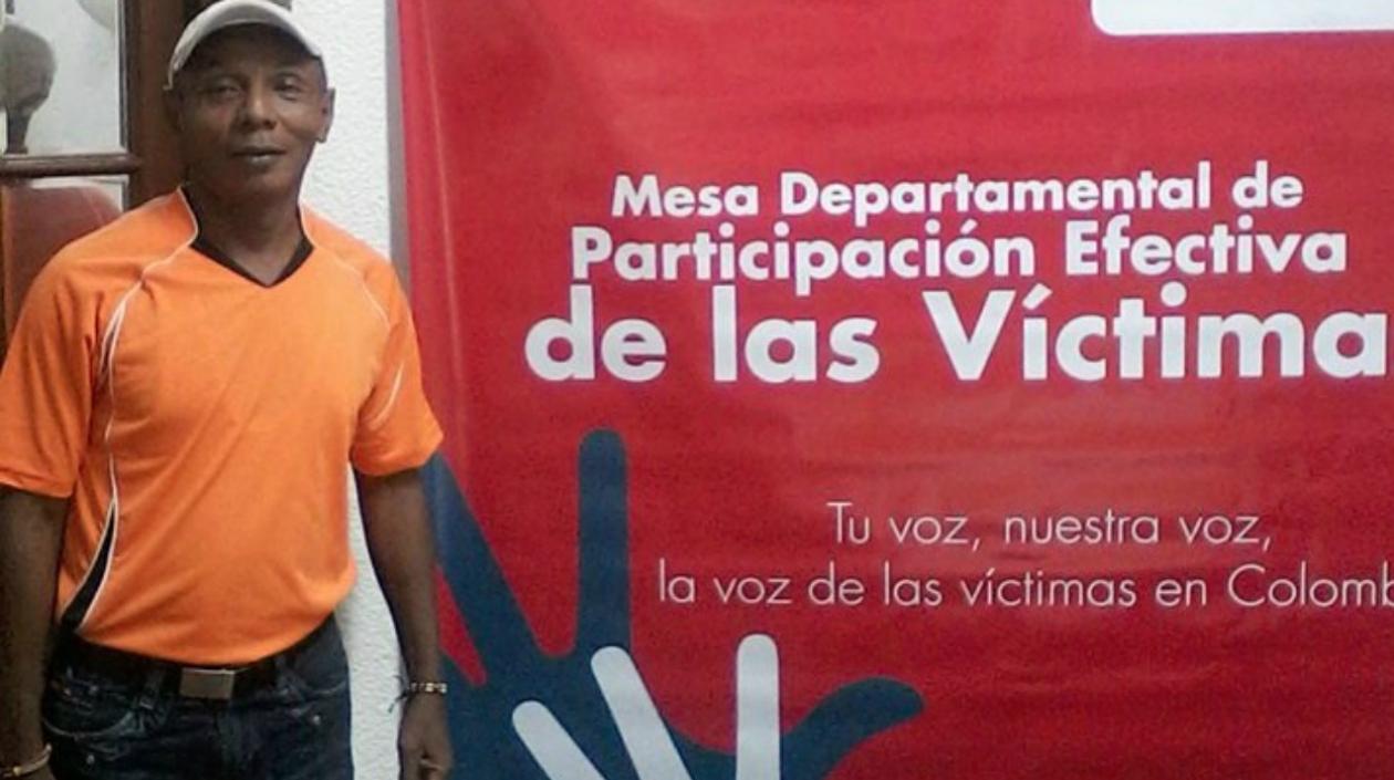 Asesinado líder de Mesa Departamental de Víctimas en Atlántico