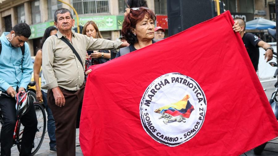 Alcalde de Tulua estigmatiza a Marcha Patriótica