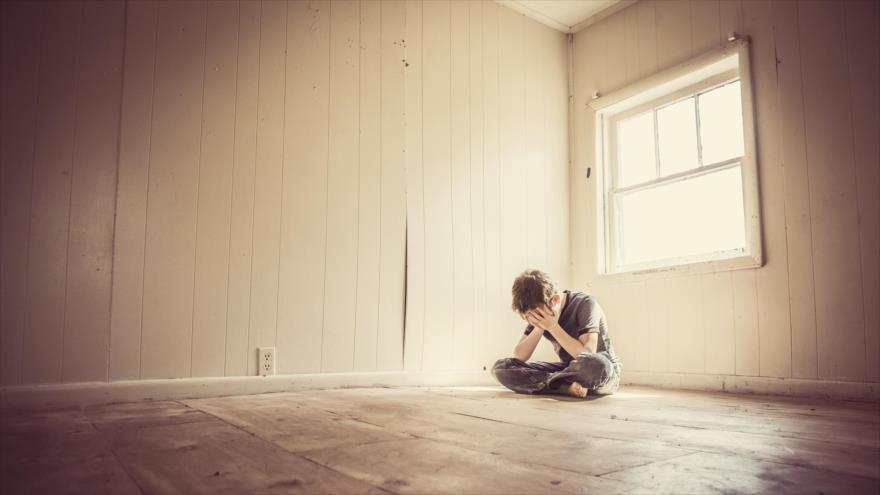 La depresión se revela en las imágenes de las redes sociales. La depresión se revela en las imágenes de las redes sociales.