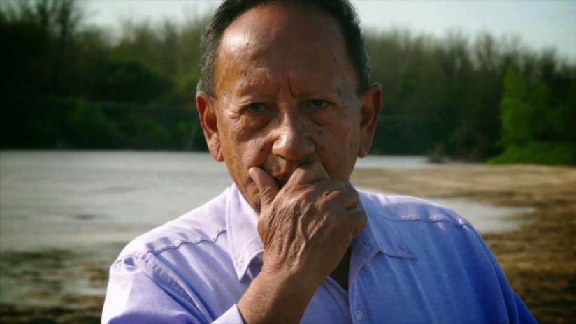 El argentino, Blas Jaime, es el último heredero de la lengua que hablaban los Chaná, una etnia nativa del litoral sudamericano.