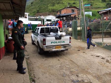 Asesinato-Exmiliciano-Ituango_Foto-Cortesia