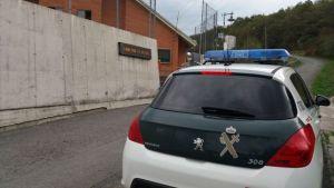 casa cuartel Guardia Civil-Alsasua
