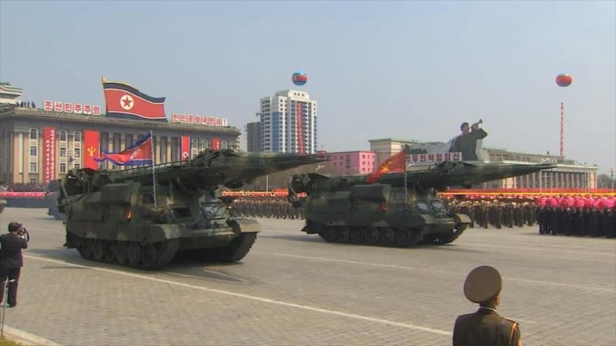 'Todas las opciones están sobre la mesa'; caso Norcorea