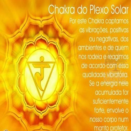 O Chakra do Plexo Solar