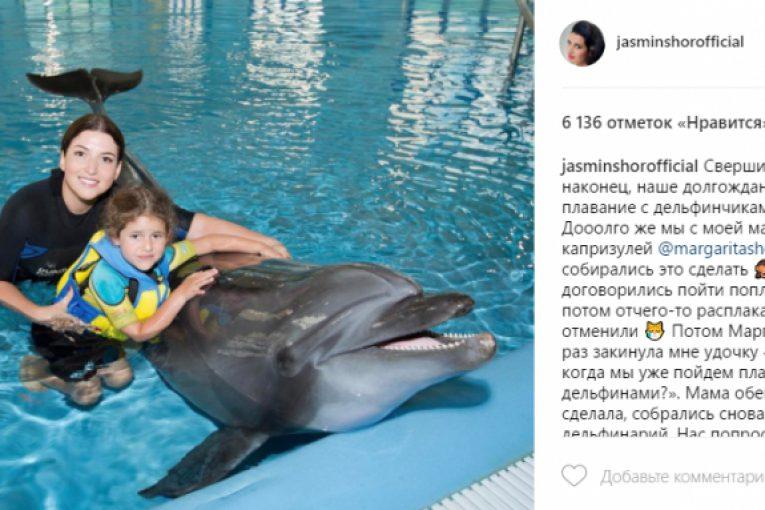 jasmin bazin delfini dubai