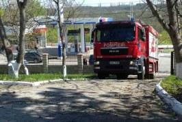 Primăvara a început pentru pompierii din Orhei cu două incendii și patru persoane salvate
