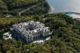 Fundația lui Navalnîi afirmă că autoritățile ruse ar construi o vilă luxoasă pentru Putin la Marea Neagră