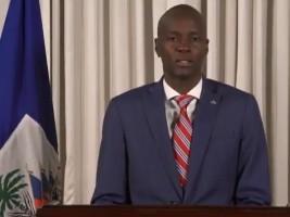 Message du Président Moïse à la Communauté Caribéenne
