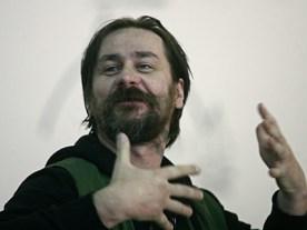 Dan Perjovschi mediafax.ro