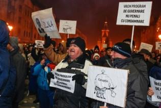 protest tm piata victoriri 22.01 (5)