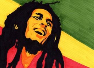 Bob Marley 70 Aniversario
