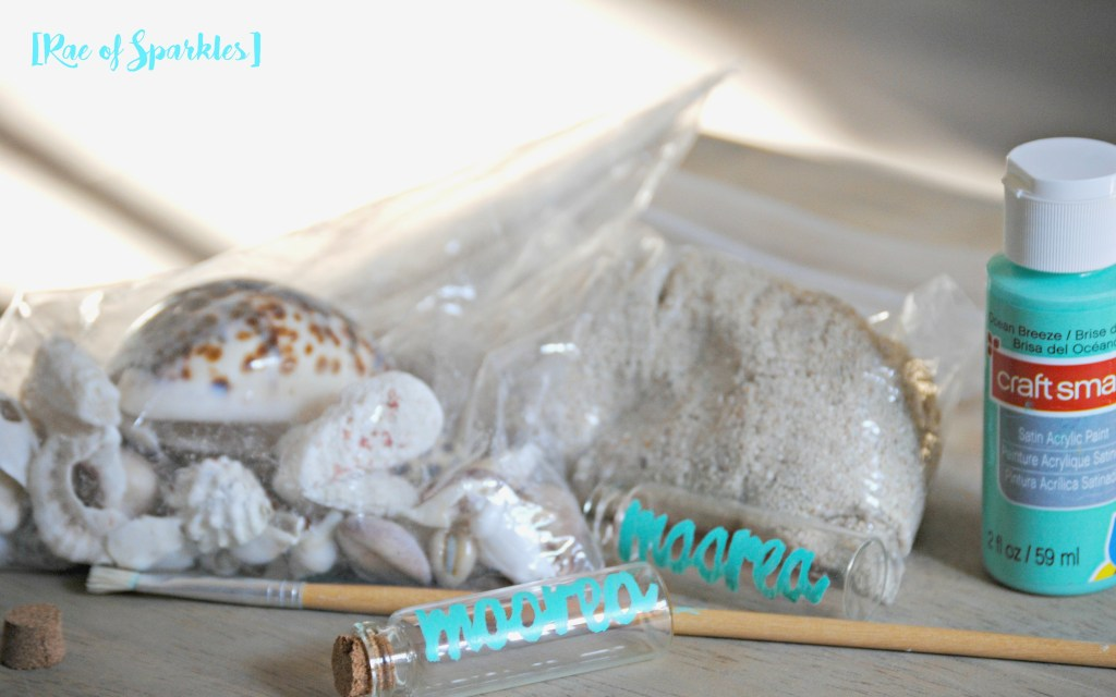 DIY Ornaments from your beach vacations