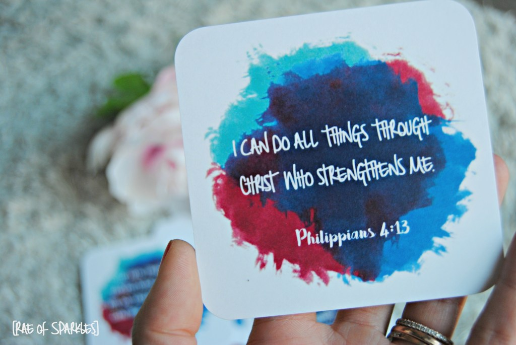 Free Printable Bible Verse Notecards