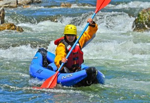 White Water Kayaking in Colorado