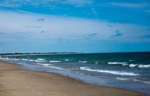 Mein Spaziergang am Meer und welcher Gedanke mir dabei kam