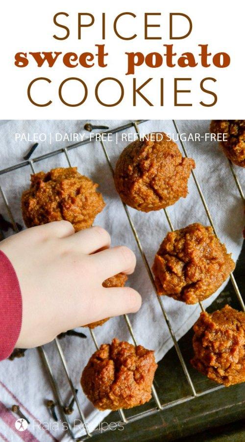 Medium Of Sweet Potato Cookies