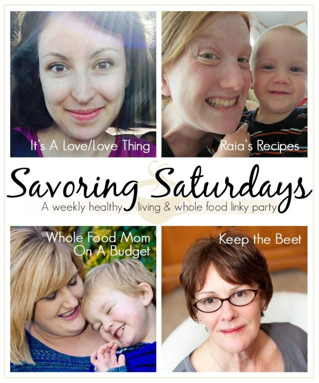 Savoring Saturdays | www.RaiasRecipes.com