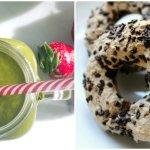 Smoothies & Doughnuts | Savoring Saturdays