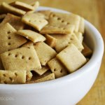Buttermilk Rice Crackers