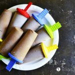 Real Food Fudgesicles : with a secret ingredient