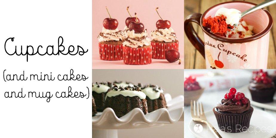 50+ Delicious Gluten-Free Cakes | RaiasRecipes.com