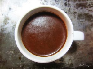 Quick Fix Dark Hot Chocolate Shots