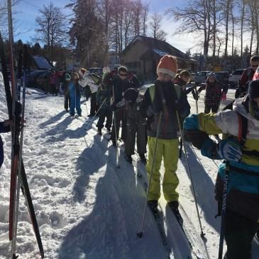 Ski de Fond – 21 Janvier 2017