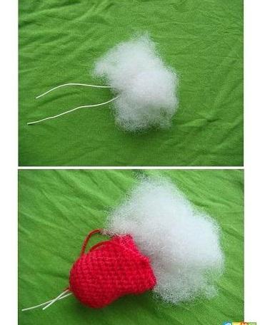 Фото схема вязания тюльпанов крючком
