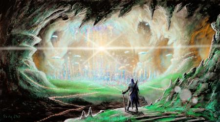 ПОДЗЕМНЫЕ МИРЫ по материалам из книги:  Патрисия Кори — «Атлантида. Битва света и тьмы» 1-12