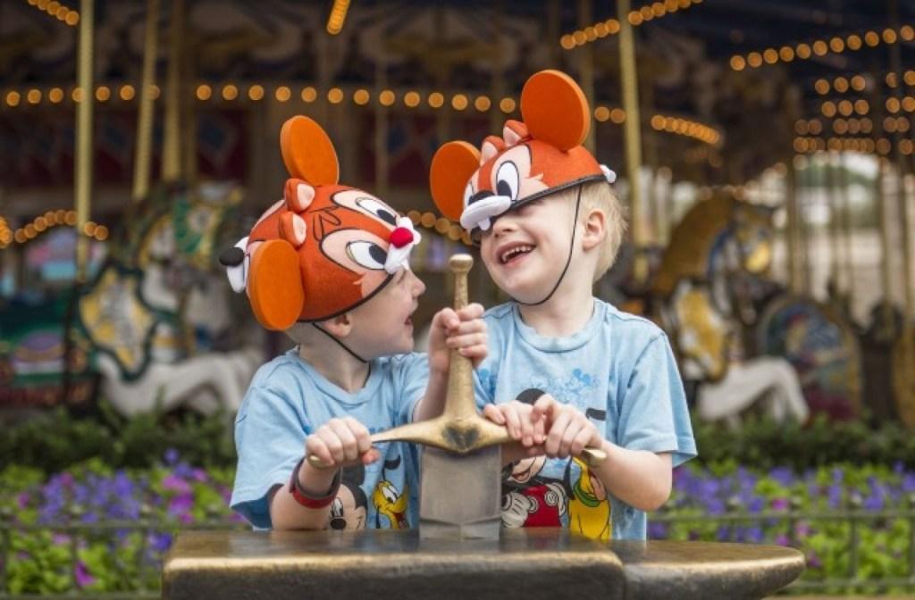 Disney May
