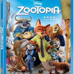 Disney Zootopia Out Now on Blu-ray & DVD