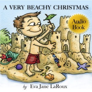 Beachy Christmas Audiobook cover