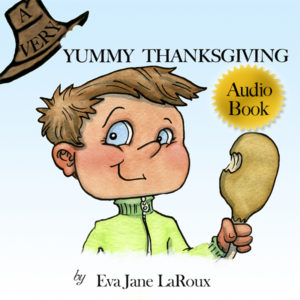 Yummy Thanksgiving Audiobook cover